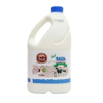 Baladna Milk Full Fat 2L