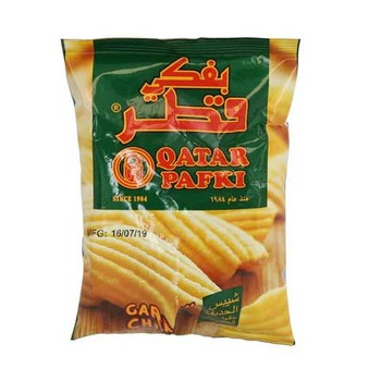 Qatar Pafki Garden Chips Vegetable Flavour 18g