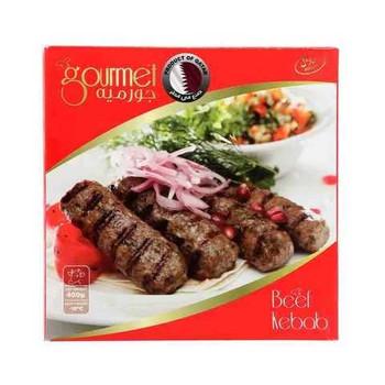Gourmet Beef Kebab Pack 400g