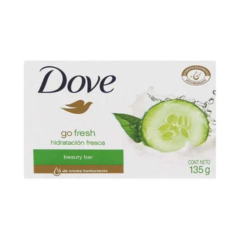 Dove Beauty Bar Go Fresh 135g
