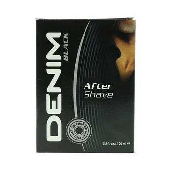 Denim Black After Shave 100ml