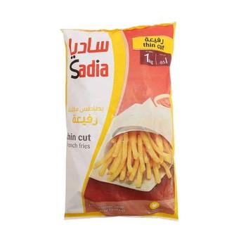 Sadia French Fries Thin Cut 1kg