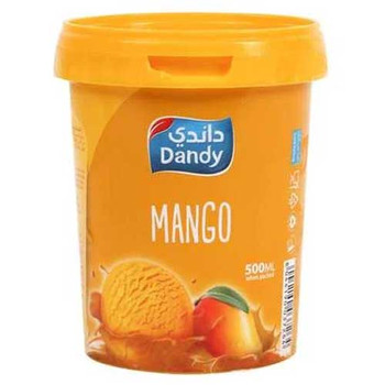 Dandy Ice Cream Mango 500ml