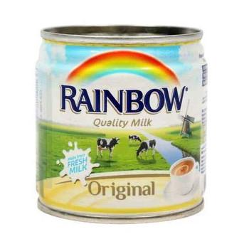 Rainbow Evaporated Milk Original 170g