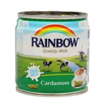 Rainbow Evaporated Milk Cardamom 170g