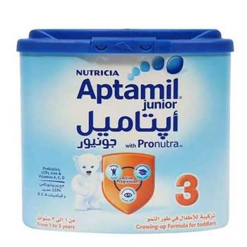 Aptamil Junior 3 Growing Up Milk 400g