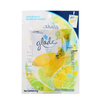 Glade Hang It Fresh Fruity Air Freshener 8g