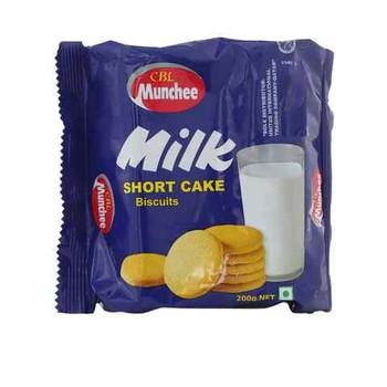 Munchee Milk Short Cake Biscuits 200g