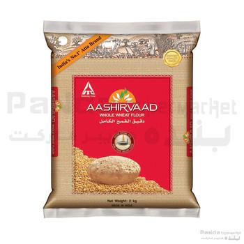 Aashirvad Wheat Aata 2kg