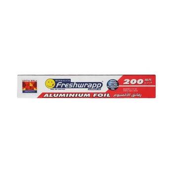 Hindalco Freshwrapp Aluminium Foil 200sq.Ft