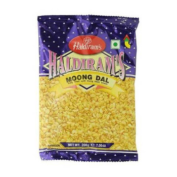 Haldirams Fried Moong Dal 200g