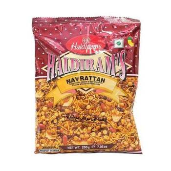 Haldiram's Navrattan Mix 200g