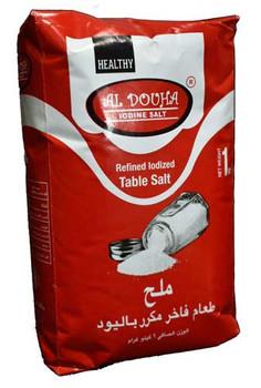 Al Douha Iodine Salt 1kg
