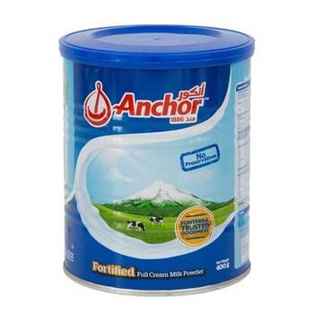 Anchor Milk Powder 400g Tin