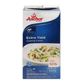 Anchor Extra Yield Cooking Cream 1L