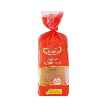 Qbake White Bread 550g
