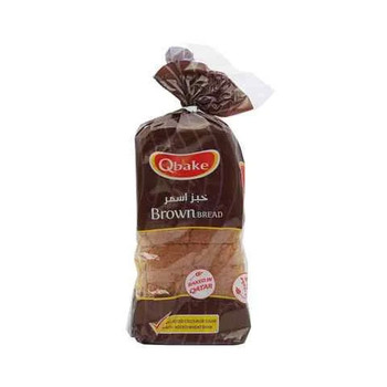 Qbake Brown Bread 650g