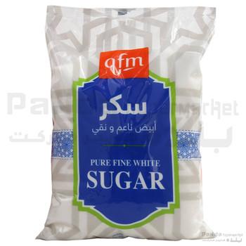 QFM Pure White Sugar 1 Kg