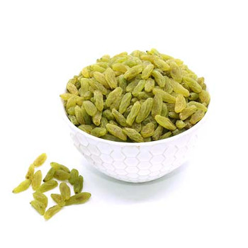 Green Raisins Kashmir 250g