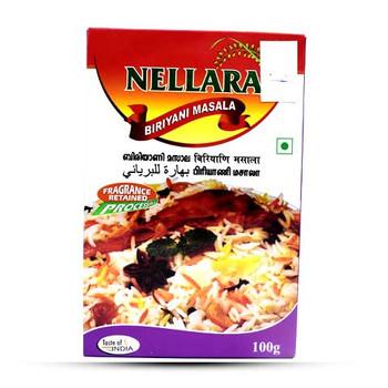 Nellara Biriyani Masala 100gm