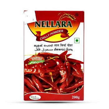 Nellara Chilly Powder 200gm