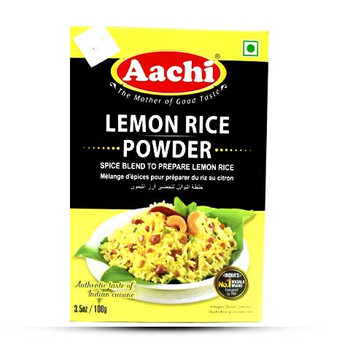 Aachi Lemon Rice Powder 100gm