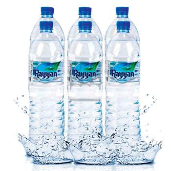 Rayyan Natural Water 1.5LX6