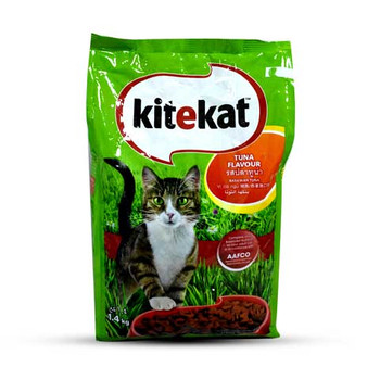 KITEKAT CAT FOOD TUNA FLAVOUR 1.4 KG