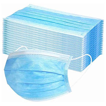 3 ply Protective Face mask 1 X 50Pcs