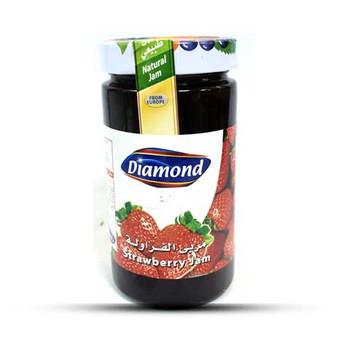 Diamond Strawberry Jam 454gm