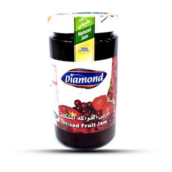 Diamond Mixed Fruit Jam 454gm