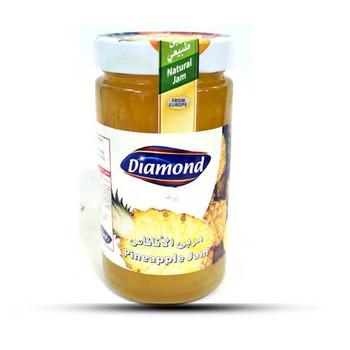 Diamond Pineapple Jam 454gm