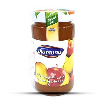 Diamond Mango-Apple Jam 454gm