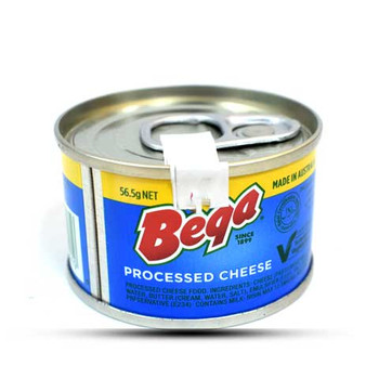 Bega - Processed Chees In Can (72X56.5G)