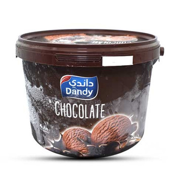 Dandy Chocolate ice cream 4Ltr