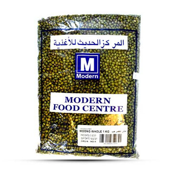 MFC Moong Whole 1kg