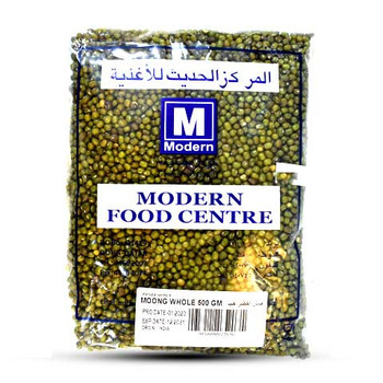 MFC Moong Whole 500gm