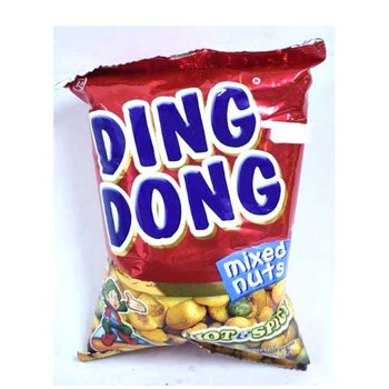 Ding Dong Hot&Spicy 100gm