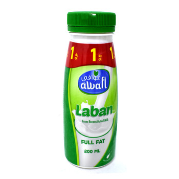AWAFI LABAN FULL FAT 200 ML