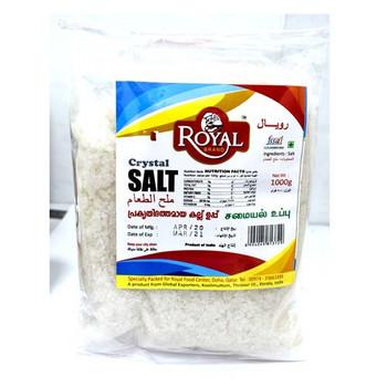 Royal Crystal Salt Royal 1kg