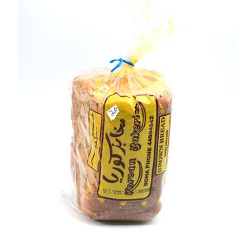 Korean Bakery Bread Toast  Brown Small