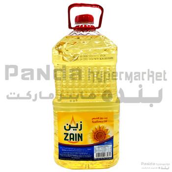 Zain Pure Sunflower Oil 5ltr