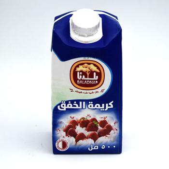 Baladna Whipping Cream 500ml