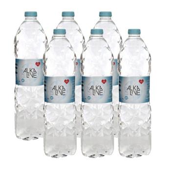 Alkalive Mineral Water 1.5Ltr X 6Pcs