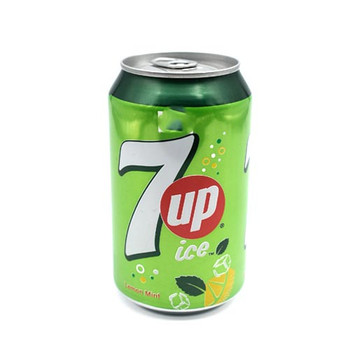 7 Up Ice Lemon Mint Can 330ml