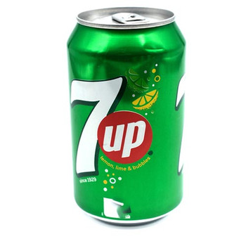 7 Up Can 330ml
