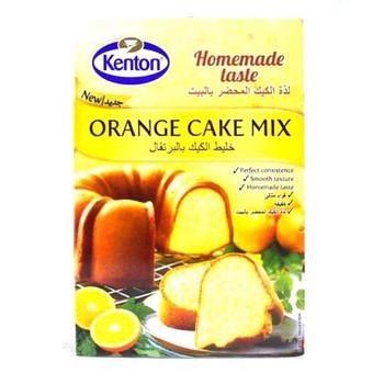 Kenton Orange Cake Mix 450gm