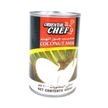 Oriental Chef Coconut Milk400ml