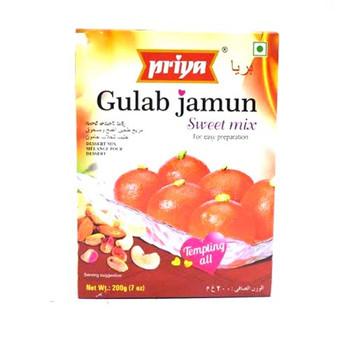 Priya Gulab Jamun Mix 200gm