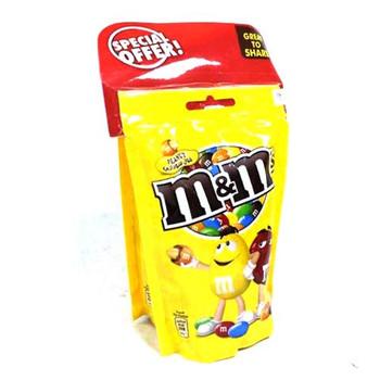 M&Ms Peanut Twin Pack 180x2